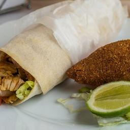 Combo Shawarma de Pollo
