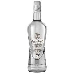 Ron San Miguel Silver Plata  750 ml