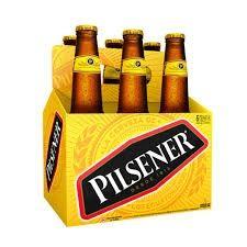 Six Pack Pilsener 330ml