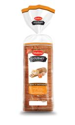 Pan Emp Gourmet Miel y Salvado
