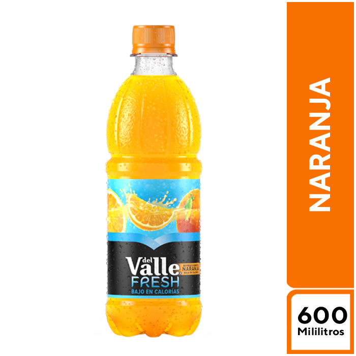 Del Valle Fresh Naranja 600 ml
