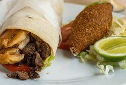 Combo Shawarma Mixta