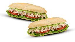 2x1 Sándwich Pechuga de Pollo