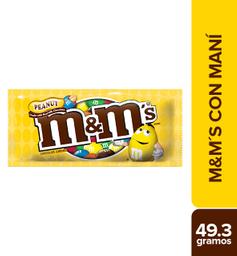 M&M Chocolates Peanut