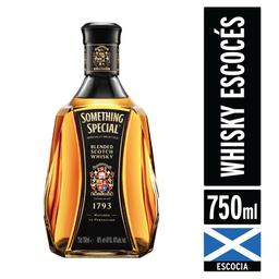 Something Whisky Botella