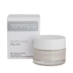 Transparent Clinic Máscara Facial White Peel Off Mask