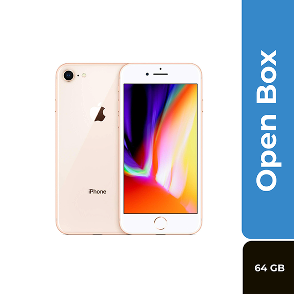 Iphone Celular 8 64 gb Gold - Open Box