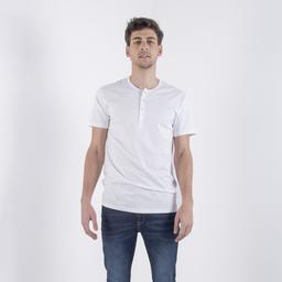 Pinto Camiseta Henley  h