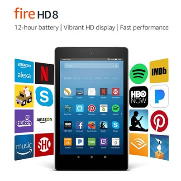 Tablet Amazon Fire Hd 8 16Gb Quadcore 1.5Gb Ram