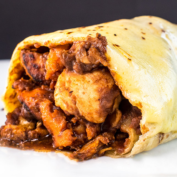 Burrito Súper Machote