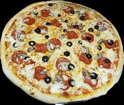 Pizza Toscana Familiar