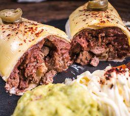Burrito a lo Mero Macho