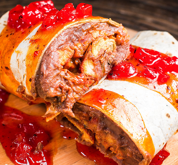 Burrito a la Gringa