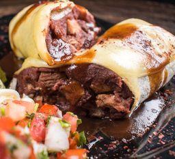 Burrito en Salsa de Tamarindo