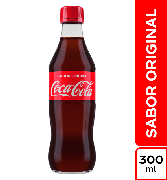Coca cola original 300 ml