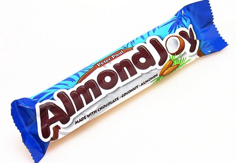 Chocolate Barra Almond Joy