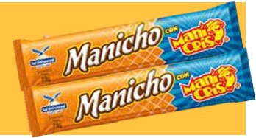 Chocolate Manicho Cris 28 g X 2