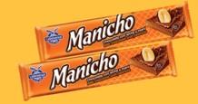 Chocolate Universal Manicho 28 g X 2