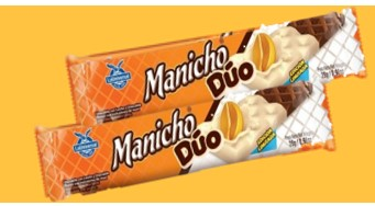 Chocolate Universal Manicho Duo 28 g X 2