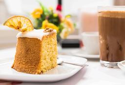Torta Rústica de Naranja