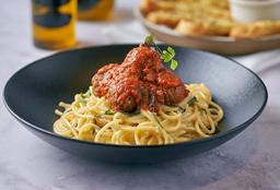 Meatballs Spaguetti