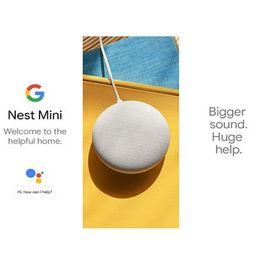 Google Home Mini Nest  2 Parlante Inteligente Con Asistente