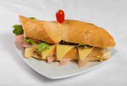 Sándwich Baguette