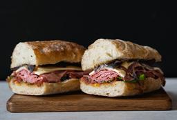 Sándwich o Wrap Pastrami