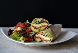Sándwich o Wrap Vegetariano