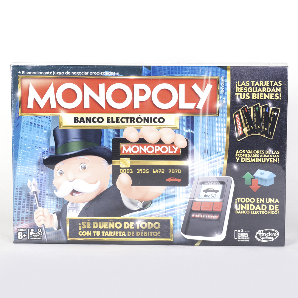 Monopoly Ultimate E-Banking
