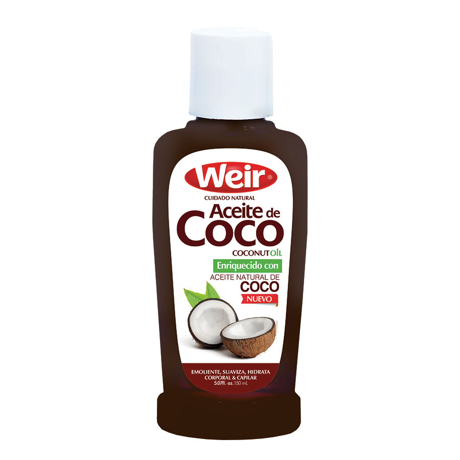 Aceite Coco Weir