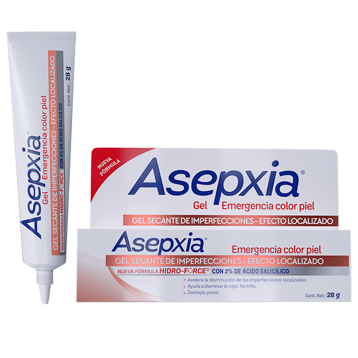Asepxia Emergencia Color Piel Global
