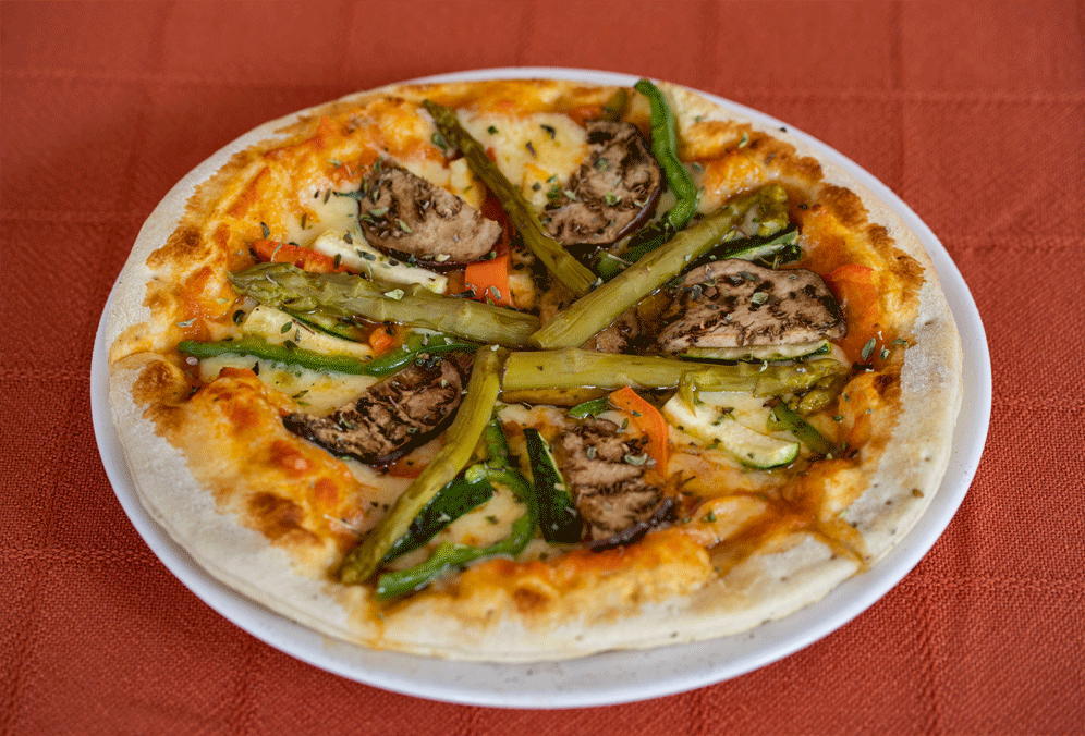 Pizza Vegetariana Super