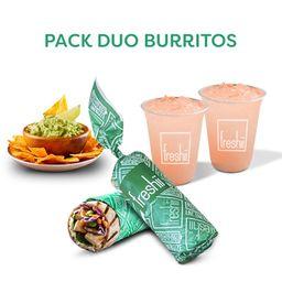 Pack Duo Burrito