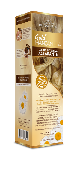 Be Natural Loci�n Intensiva Aclarante Gold Manzanilla 100 mL