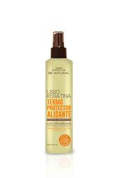 Be Natural Termoprotector Alisante Lisso Keratina 250 mL