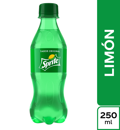 Sprite sin Azúcar 250 ml