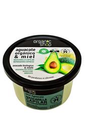 Organic Shop Mascarilla Aguacate 250 mL
