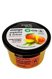 Organic Shop Exfoliante Body Scrub Mango 250 mL
