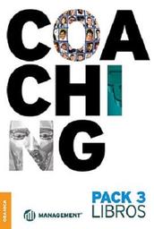 Coaching Pack 3 Libros Muradep Lidia