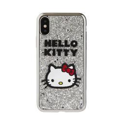 Estuche Glitter Hello Kitty Iphone X Xs