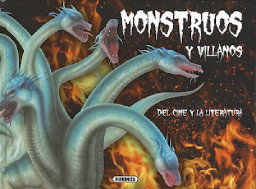 Monstruos y Villanos Del Cine y la Literatura   Gerrie McCall