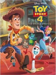 Toy Story 4 La Novela Gráfica   Disney