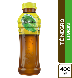 Fuze tea Negro 400 ml
