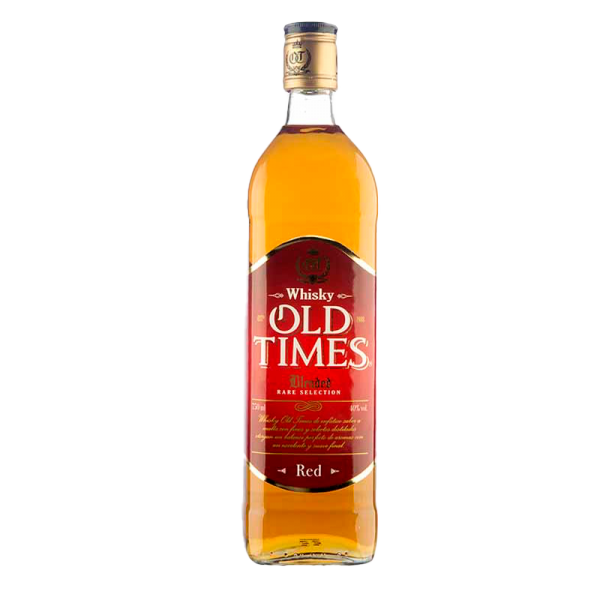 Whisky Old Times Red 40°