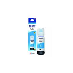 Epson Tinta T504220 Cyan