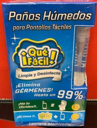 Paños Humedos Para Desinfectar