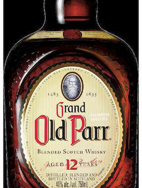 Grand Old Parr Whisky 12 Años