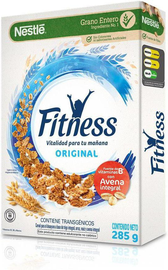 Fitness Cereal Integral