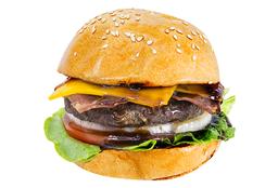 Combo Jack's Bacon Cheese Burger